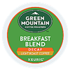 Picture of K-cup Decaf Breakfast Blend Coffee Green Mountain (7522)