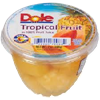 Picture of Dole Tropical Fruit Bowl w/Fork 7oz (790880)