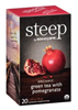 Picture of Bigelow Tea Steep Organic Green Pomegranate (17705)