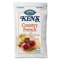 Picture of Kens French Country Dressing 1.5oz (195758)