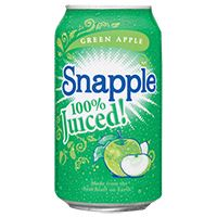 Picture of Snapple Juiced Green Apple 11.5oz 100% Juice (10003018)