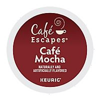 Picture of K-cup Cafe Escape Mocha (6803)