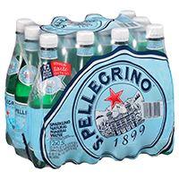 Picture of San Pellegrino 16.9oz Plastic bottles (MVA046)