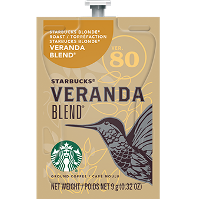 Picture of Starbucks Veranda Blend Coffee (SX01)
