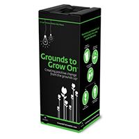 Picture of Grounds to Grow on Large Recycle Box (LGTGRB)