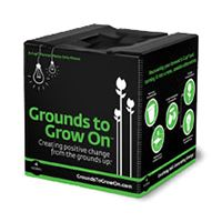 Picture of Grounds to Grow On K-cup Recycle Box (GTGRB)