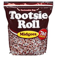 Picture of Tootsie Roll Midgees 5 lbs. (846321)