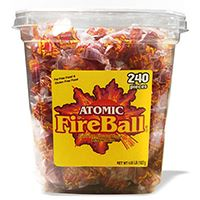 Picture of Atomic Fireballs Candy 4.05 lbs.  (472774)