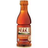 Picture of Gold Peak Tea Unsweet 18.5 oz. (78575)