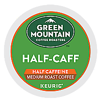 Picture of K-cup Half Caff Blen Blend Green Mountain (6999)