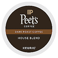 Picture of K-Cup Peets House Blend (06546)