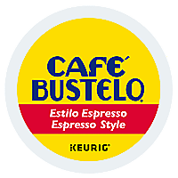 Picture of K-cup Cafe Bustelo Espresso (11266)