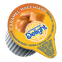 Picture of International Delight Caramel Macchiato Creamer 288 Count (MVA0093201)