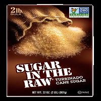 Picture of Sugar in the Raw Bulk Box 32oz (165651)