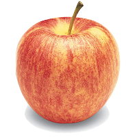 Picture of Apple Washington Gala 80 Per Case (05553)