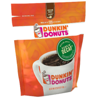 Picture of Dunkin Donut Decaf Ground 45 oz. (438984)