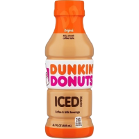 Picture of Dunkin Iced Original 13.7 (DDORG)