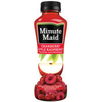 Picture of Minute Maid Cran Apple Rasp 12oz (MMCAR)