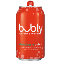 Picture of Bubly Strawberry Spark 12oz (165058)