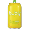 Picture of Bubly Lemon Sparling Spring 12oz (165054)
