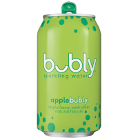 Picture of Bubly Apple Spark 12oz (165051)