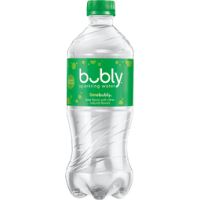 Picture of Bubly Lime Spark 20oz (165068)
