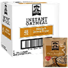 Picture of Quaker Instant Oatmeal Maple Brown Sugar and Cinnamon 48/1.5oz Packets (QUA43665)