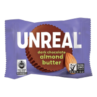 Picture of Unreal Almond Cup Dark Chocolate Mini .5oz (188992-2)