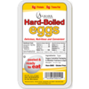 Picture of Almark Hard Boiled Eggs Peeled 2pk 3oz (KAF07242)
