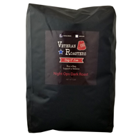 Picture of Veteran Roasters Night Ops Dark Coffee WB 5 lbs. (NOWB)