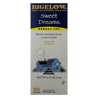 Picture of Bigelow Tea Sweet Dreams (RCB00396)