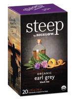 Picture of Bigelow Tea Steep Organic Earl Grey (17700)