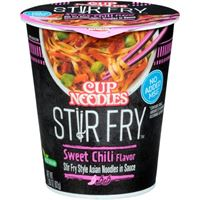 Picture of Nissin Sweet Chili Stir Fry Noodles 2.89oz (NES42402)