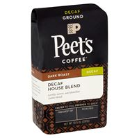 Picture of Peets Decaf House Ground 10.5 oz (513994)