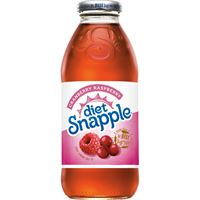 Picture of Snapple Dt Cranberry Rasp 16 Glass (10001689)