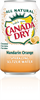 Picture of Canada Dry Spark Mandarin 12oz (10099684)