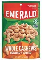 Picture of Whole Cashew With Sea Salt 33oz (980045346)