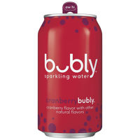 Picture of Bubly Cranberry Spark 12oz (168926)