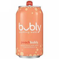 Picture of Bubly Peach Spark 12oz (BPEACH)
