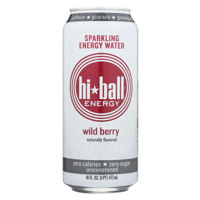Picture of HI Ball Energy Wild Berry 16oz (13601)