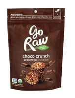 Picture of Go Raw Cookie Crisp Choc Crunch 3oz (174657-7)