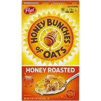 Picture of Honey Bunches of Oats Honey Roasted 23oz (NHOT)
