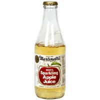 Picture of Martinellis Sparkling Apple Juice Glass 10oz (245325-6)