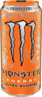 Picture of Monster Ultra Sunrise 16oz (150706)
