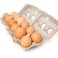 Picture of Organic Free Range Brown Egg 2 Dozen (BrownEggs)
