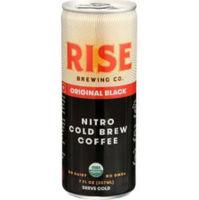 Picture of Rise Original Black Cold Brew 7oz (RORIG)