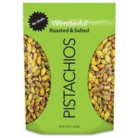 Picture of Wonderful Pistachio No Shell Roasted and Salt 24oz (866600)