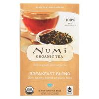 Picture of Numi Tea Breakfast Blend 6/18 (NM-BREAKFASTRET)