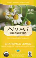 Picture of Numi Tea Chamomile Lemon 6/18 (NM-CHAMLEMONRET)