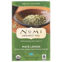 Picture of Numi Tea Mate Lemon 6/18 (NM-MATELEMONRET)